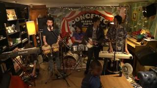 The Mauskovic Dance Band Instore @ Concerto Record Store 02042018