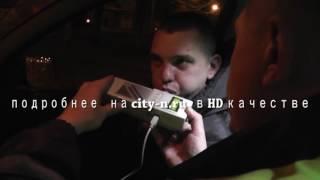 Ночная погоня в Новокузнецке
