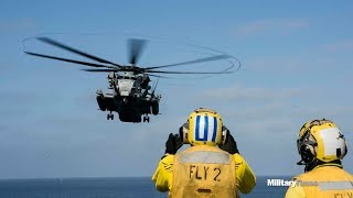 Search Ended For Missing Marine Reported Overboard | Military Times Minute