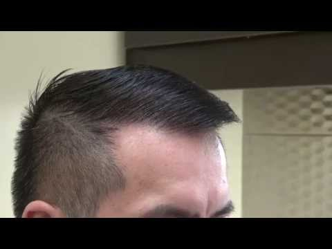 Mask shoving hair review