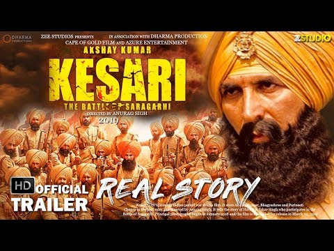 Kesari Movie Picture