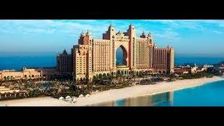 Дубай город в пустыне  (Full HD 1080)