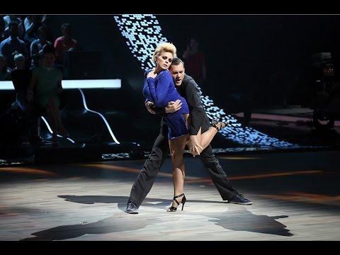 Танцы со звёздами (21.03.2015). Ирина Пегова и Андрей Козловский. Танго видео