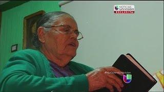 Madre de Joaquín El Chapo Guzmán le envió un mensaje a su hijo -- Noticiero Univisión