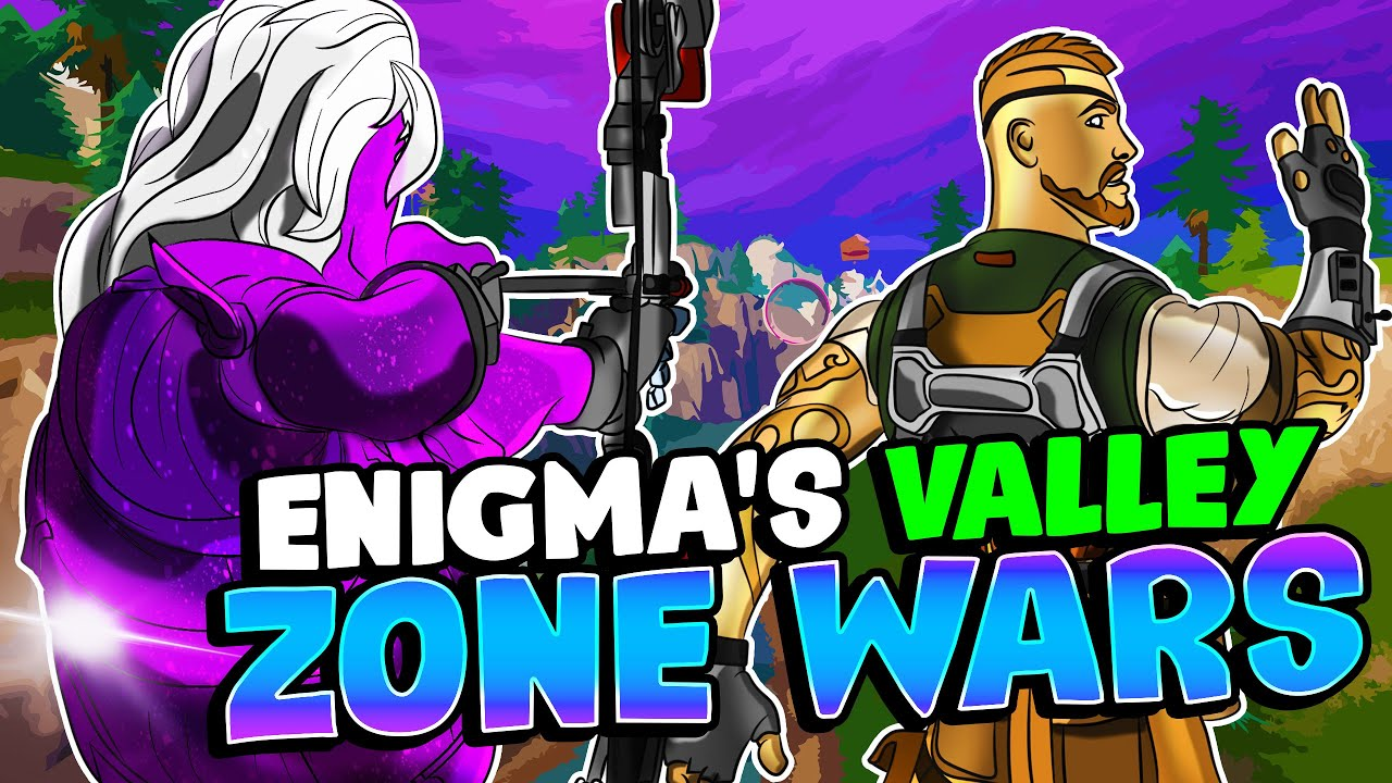 [enigma-00001] Enigma's VALLEY Zone Wars (2.0)