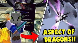 Hypixel Skyblock: HOW TO MAKE A GOD SWORD (GUIDE) *1 SHOT