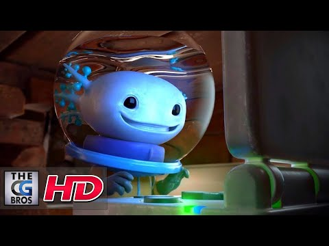 "CGI 3D Animated Short: ""Invasion"" – by Infinity Digital Creation Limited"