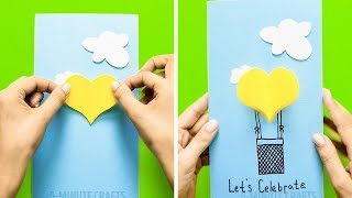 44 CUTE CARDS YOU CAN MAKE YOURSELF