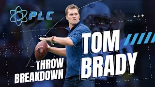 Tom Brady Throwing Mechanics | Performance Labs