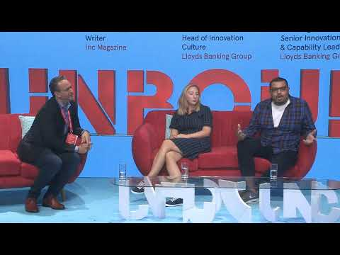 Unbound London 2019 - Unleash an Innovation Culture