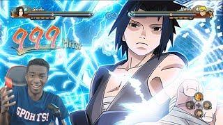 LONGEST COMBO EVER? INIFINITE KIRIN SPAM! Naruto Storm 4 Sasuke Uchiha MOD Gameplay!