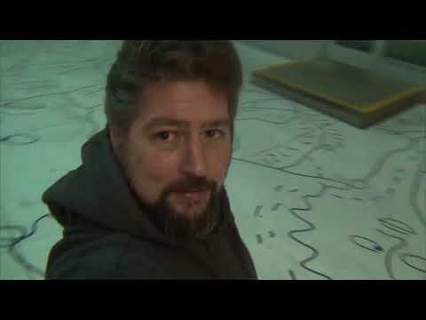 Shantell Martin installation