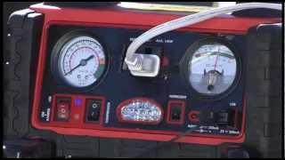 V 29715 - Mobile Power 140 Watt 6 -1 Jumpstarter with 260 Air Compressor