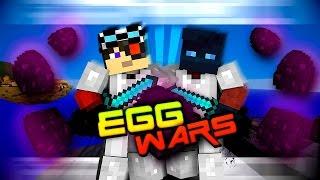 Minecraft Eggwars koos HardGaming - Hansu ühe teise venna ja hiljem ka YoloLambaga