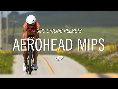 Giro Aerohead Ultimate MIPS fietshelm