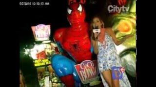 Coco Bongo en City TV Colombia