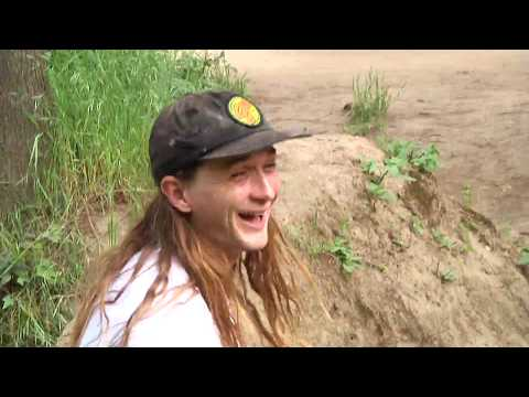 Thunder Juicin' through the Dirt Jumps | Not Really CRUISIN with John Worthington