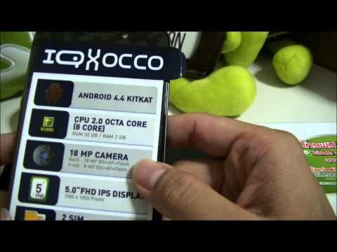 Review i mobile IQ X OCCO รีวิว ไอโมบายล์ ไอคิวเอ็กซ์ อ็อคโค่