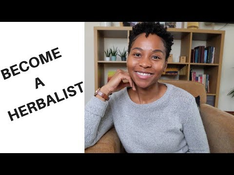 HOW TO BECOME A HERBALIST // PART 1 // HERBAL BOOKS! 🌿📚