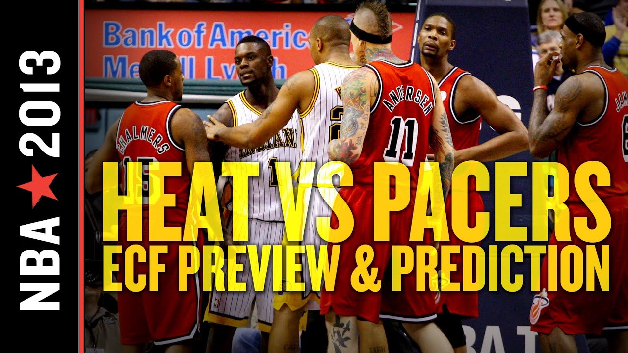 Heat vs Pacers 2013: Eastern Conference Finals Preview thumbnail