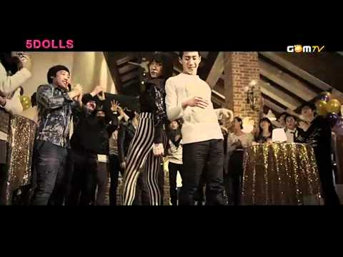 F-VE DOLLS, Jay Park - Your Words / It's You