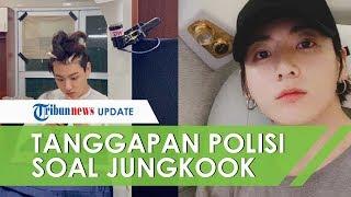 Polisi Akhirnya Angkat bicara, Terkait Kecelakaan Jungkook BTS