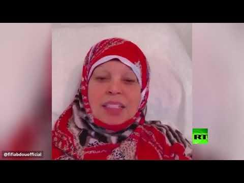 العرب اليوم - شاهد: فيفي عبده تُفاجئ جمهورها بـ