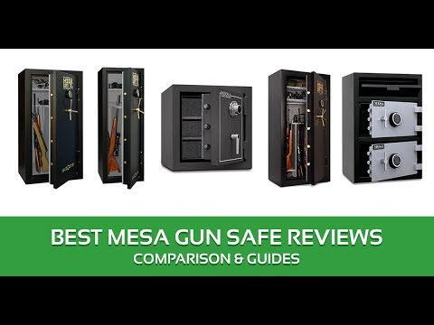 Best Mesa Gun Safe Reviews – 2018