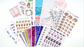 Sticker Haul Ft. Brandys Shop, Dizzy Daisy Dreams, + More!