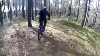 preview picture of video 'Cyklonauci Tarnobrzeg - Wielkanocny Rajd Jajek'