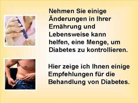 Durchfall bei Patienten mit Diabetes