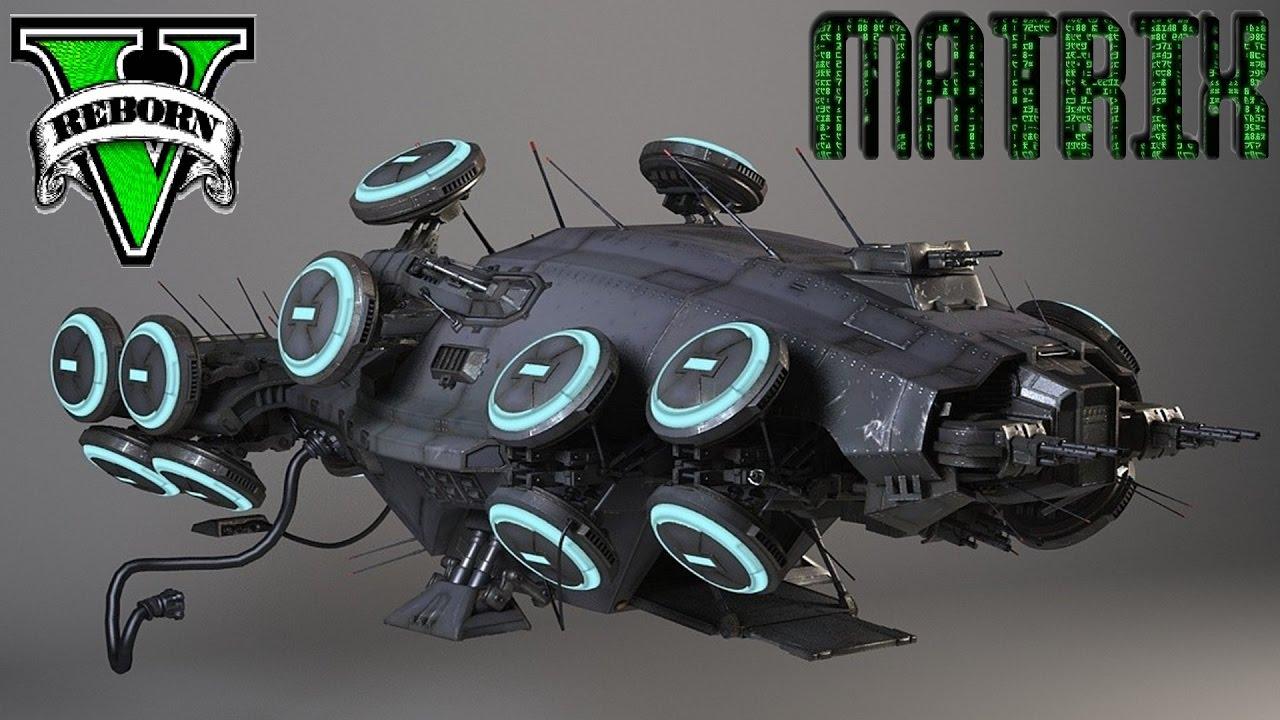 Matrix Ship HoverCraft - GTA5-Mods.com
