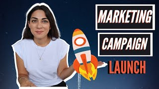 How To Make a Digital Marketing Campaign Plan // Step by Step Guide to a Successful Campaign Launch