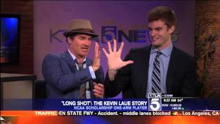 Interview Morning News - KTLA | Film Long Shot: The Kevin Laue Story