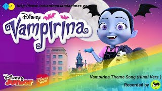 vampirina theme song