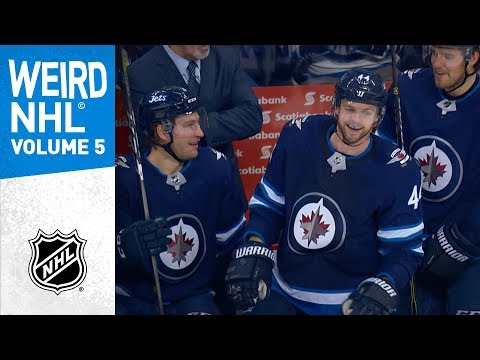 Weird NHL Vol. 5