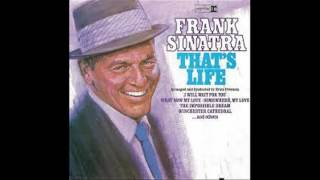 Frank Sinatra - Somewhere My Love (Lara's Theme)