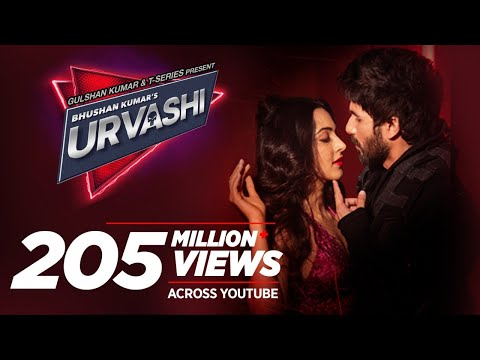 Urvashi Video Shahid Kapoor Kiara Advani Yo Yo Honey Singh Bhushan Kumar Directorgifty