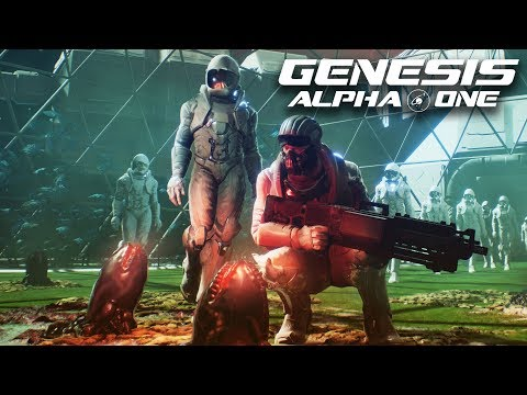 Genesis: Alpha One - Survival Trailer (Steam, PlayStation 4, Xbox One) thumbnail