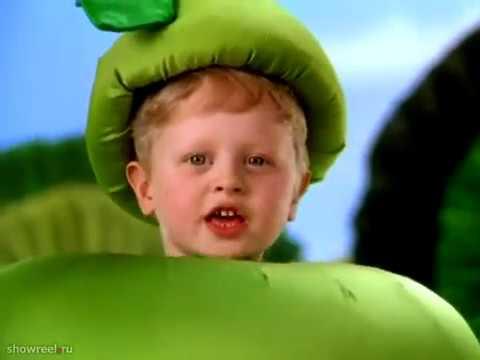 Фруктовый сад реклама. А я томат!
