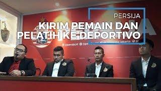 Persija Jakarta Kirim Pemain & Pelatih ke Klub Spanyol Deportivo Alaves