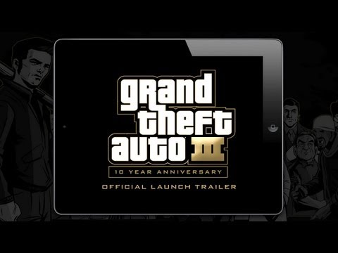 Grand Theft Auto III: 10 Year Anniversary Edition – Official Launch Trailer
