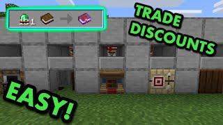 SIMPLE 1.16 VILLAGER TRADING HALL TUTORIAL in Minecraft Bedrock (MCPE/Xbox/PS4/Switch/Windows10)