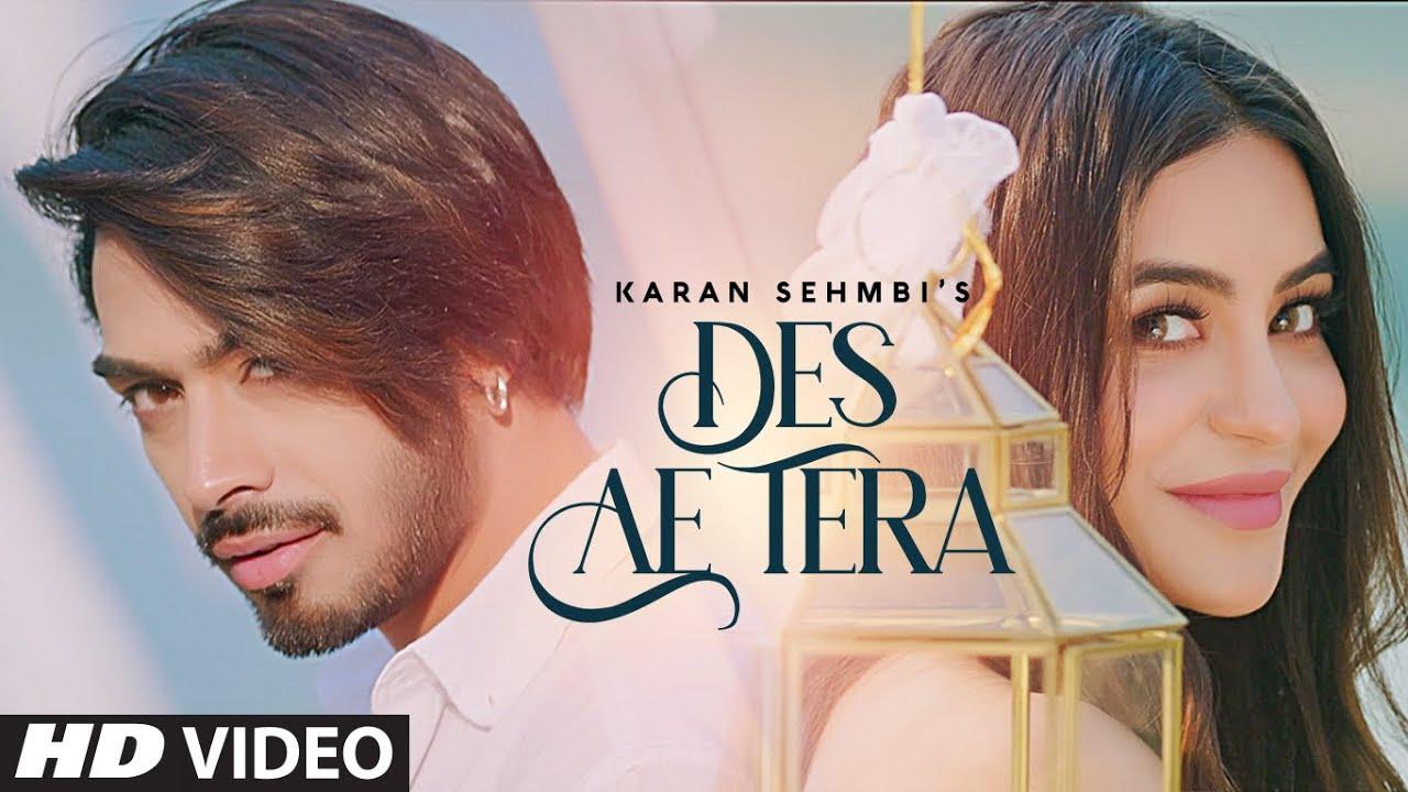 Des Ae Tera Lyrics -  Karan Sehmbi Full Song Lyrics | Rox A | Lyricworld