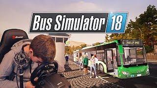 САМЫЙ ДЛИННЫЙ МАРШРУТ - Bus Simulator 18 [#13]