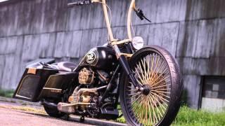 F Bomb Baggers Harley Custom Baggers Chicago Baggers