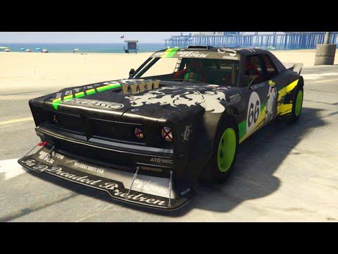 Grand Theft Auto V Walkthrough GTA Online SECRET NEW HIDDEN - Cool cars gta 5 online