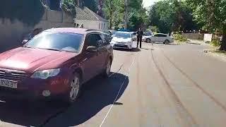 0512: столкновение трех автомобилей