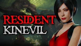 Let's Play Resident Evil 2 Remake Part 4 - Resident Kinevil