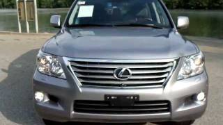 2008 08 Lexus LX570 LX 570 Personal Used Car Review at 50k Miles